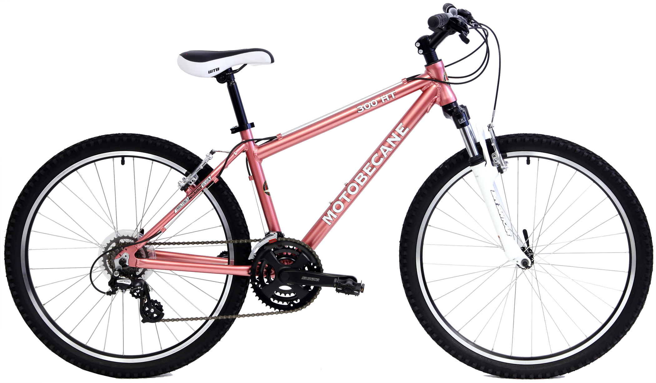 300HTW - WOMEN'S ALUMINUM 21sp MOUNTAIN BIKE