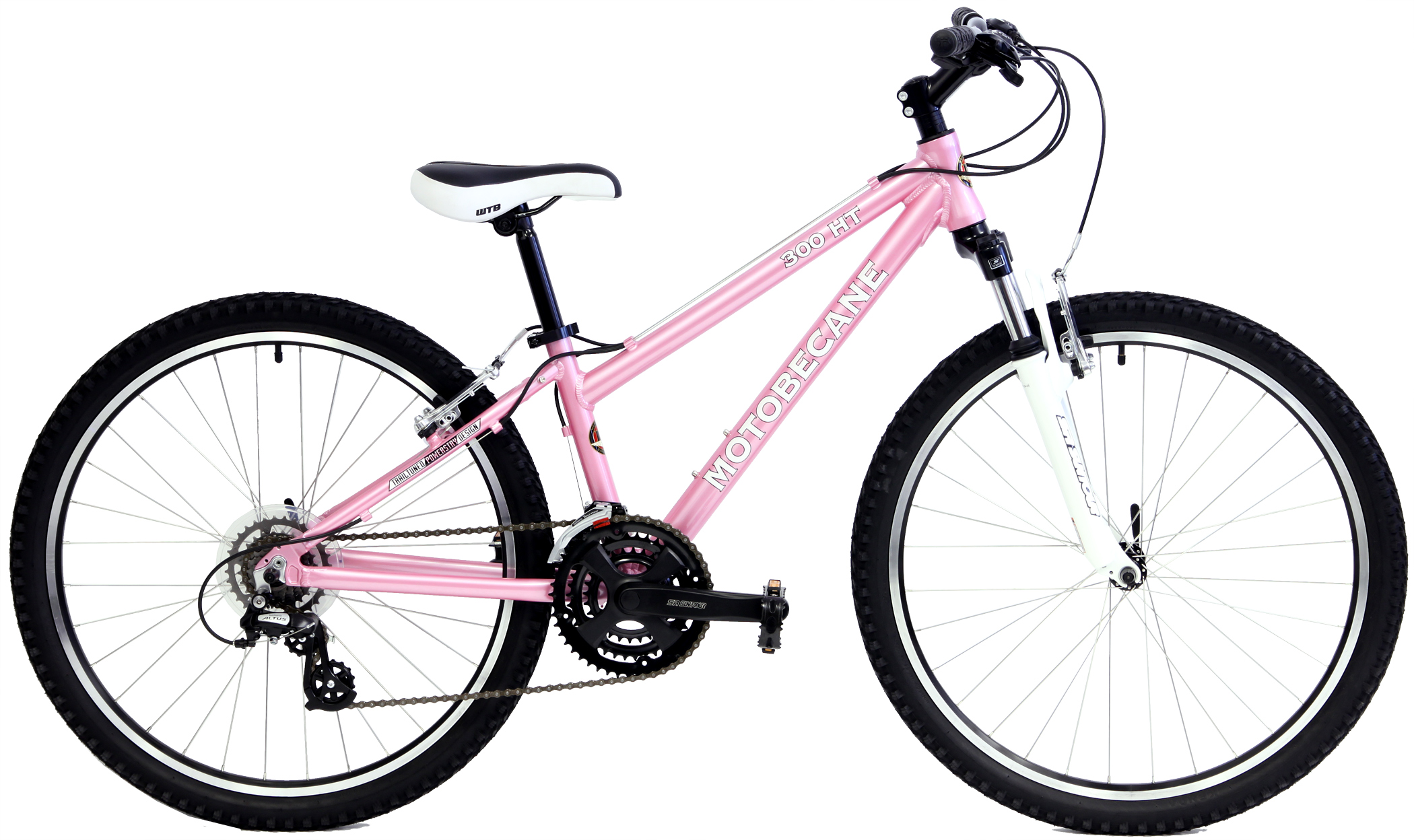 300HTW - WOMEN'S SPECIFIC MOUNTAIN BIKE