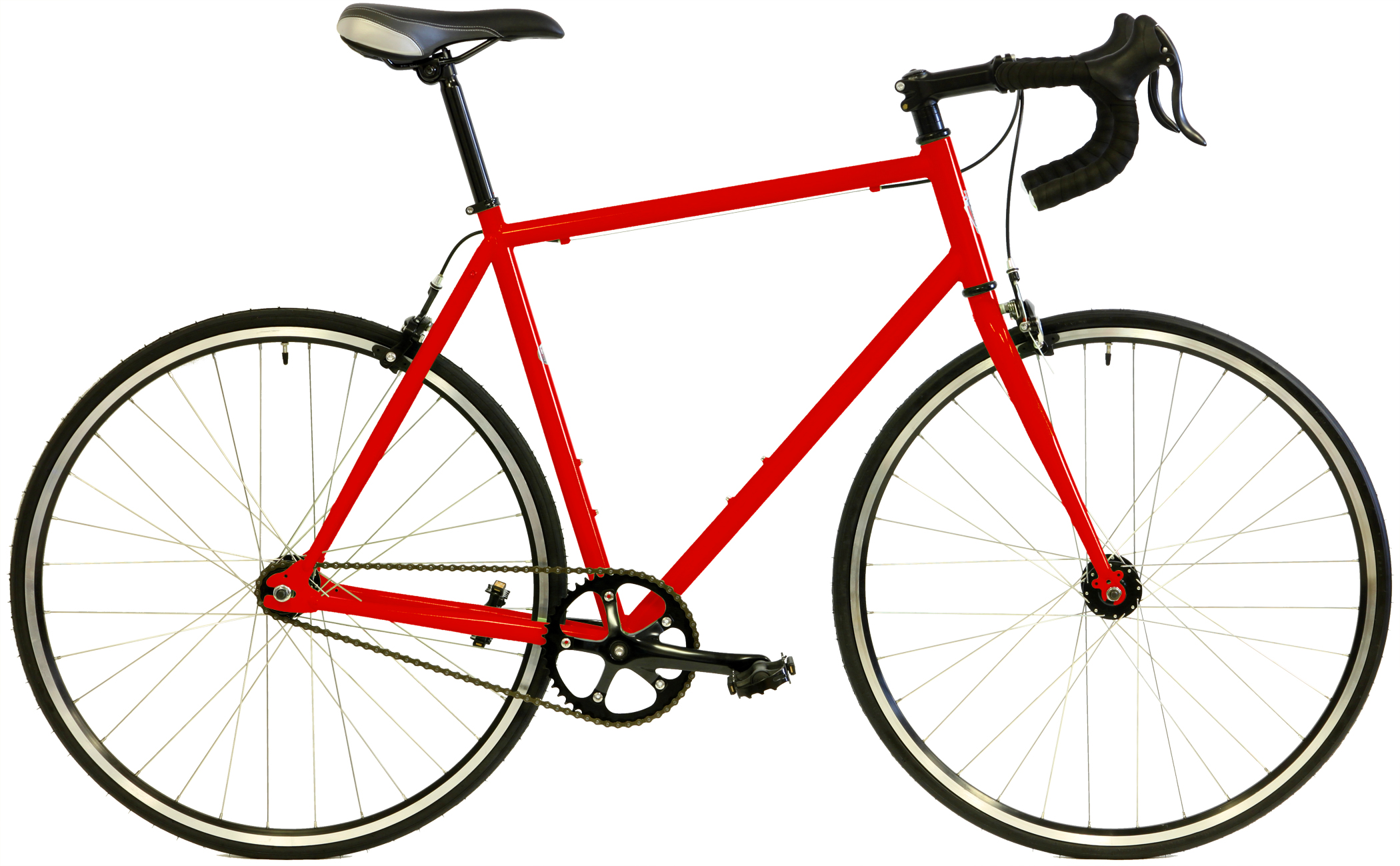 SST - SINGLE SPEED CHROMOLY ROAD BIKE
