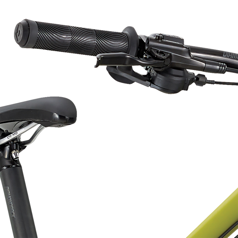 LINE 27.5     - 27.5in 1by9 HARDTAIL w/ HYDRAULIC DISC BRAKES