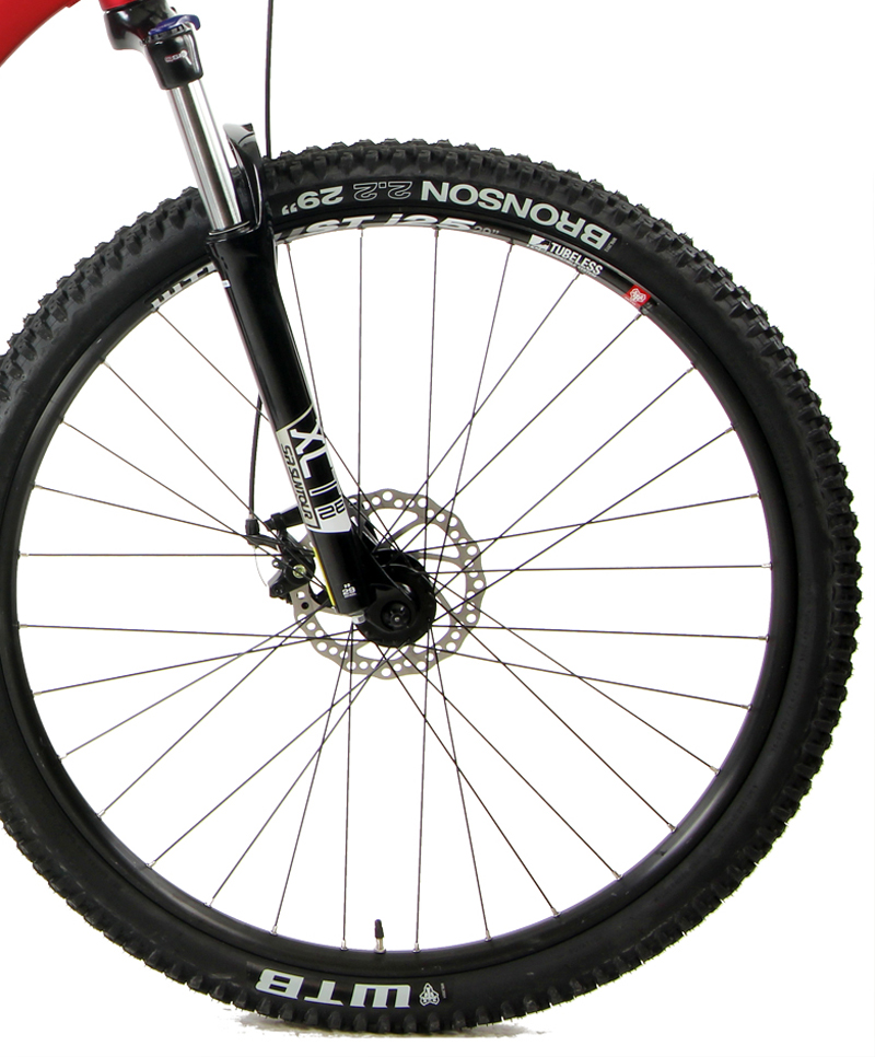 29.1 - 29'er SHIMANO 24sp w/ DISC BRAKES, TUBLESS READY