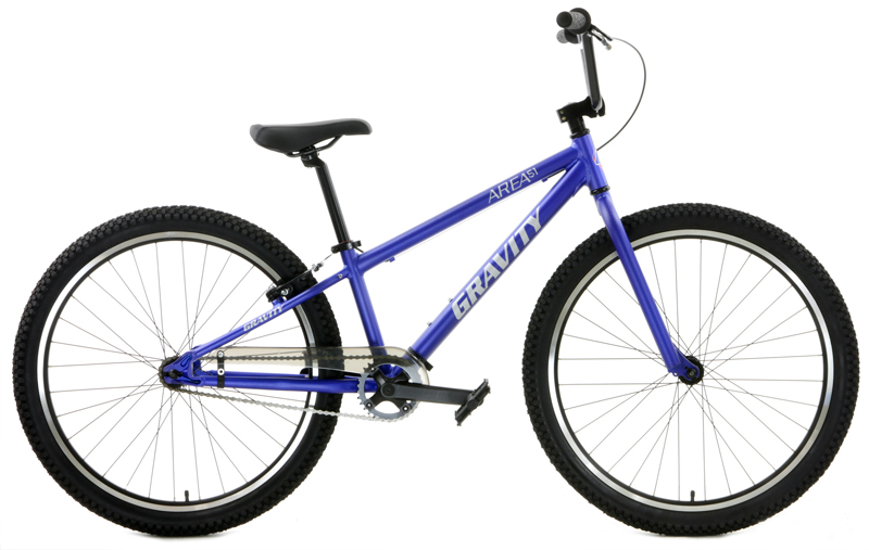 AREA51 - ADULT 26in BMX