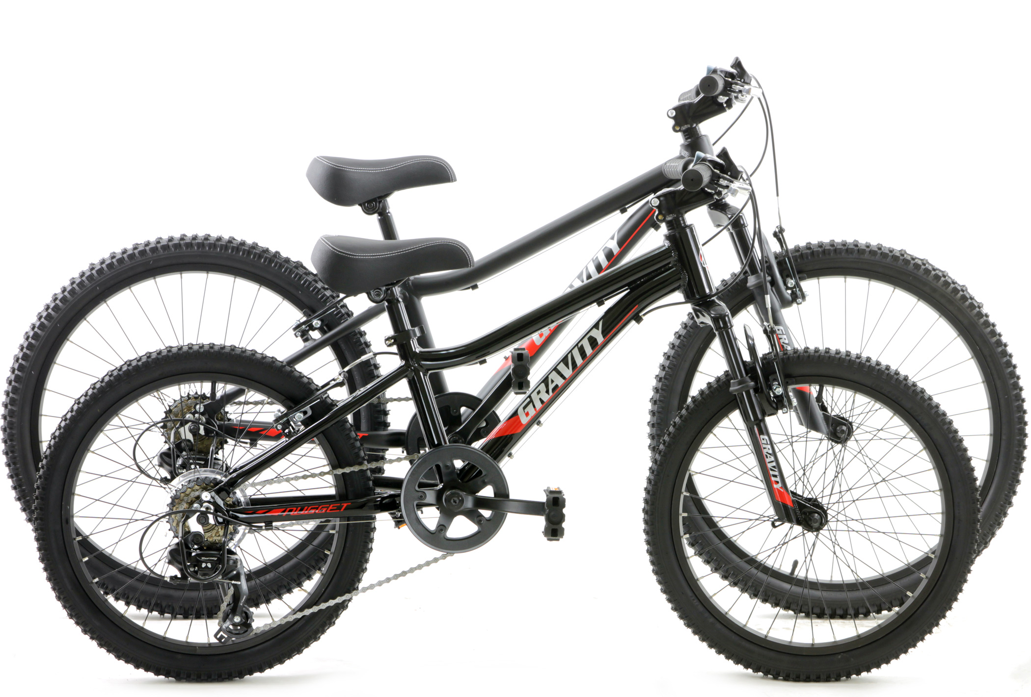 NUGGET 20 or 24 KIDS - 20in or 24in KIDS MOUNTAIN BIKE