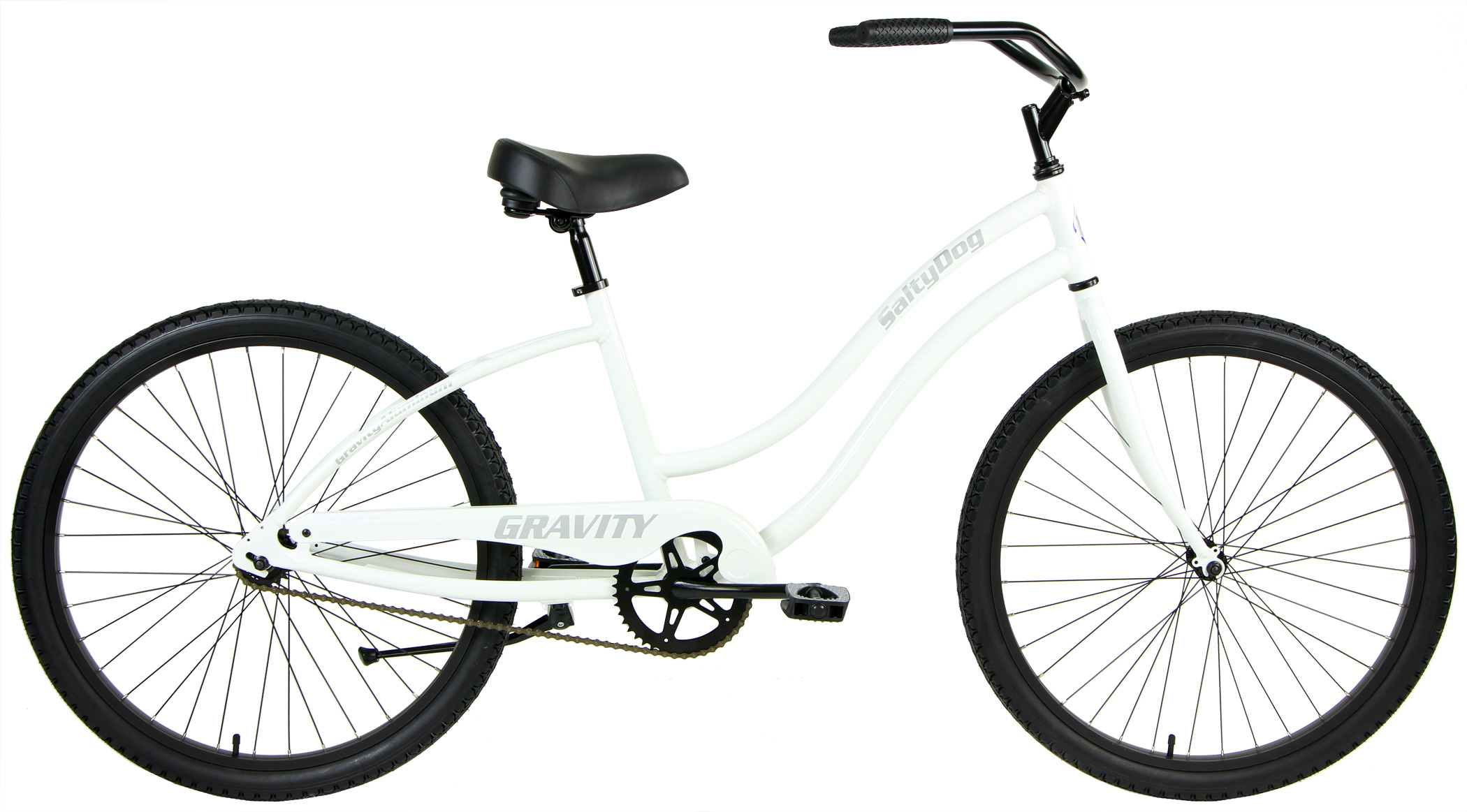 SALTY DOG - LIGHTWEIGHT ALUMINUM SINGLE LADIES SPEED CRUISER
