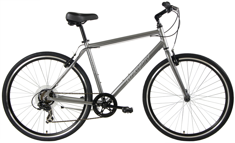 SWIFT 7 - 7sp ALUMINUM ADVENTURE HYBRID