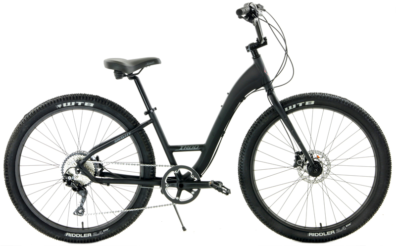 X-ROD 10 - ADVENTURE BIKE w/ 27.5in WHEELS & HYDRAULIC BRAKES