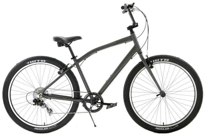 X-ROD 7 - ALUMINUM ADVENTURE HYBRID w/ 27.5in WHEELS