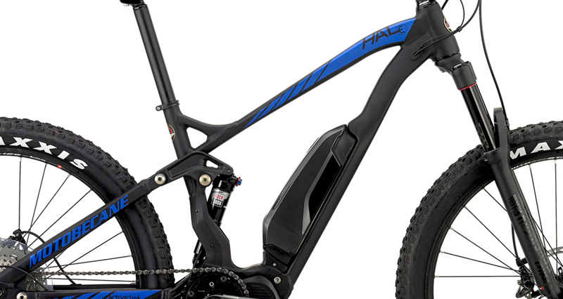 HAL eBOOST PRO 27.5 - DUAL SUSPENSION eBIKE
