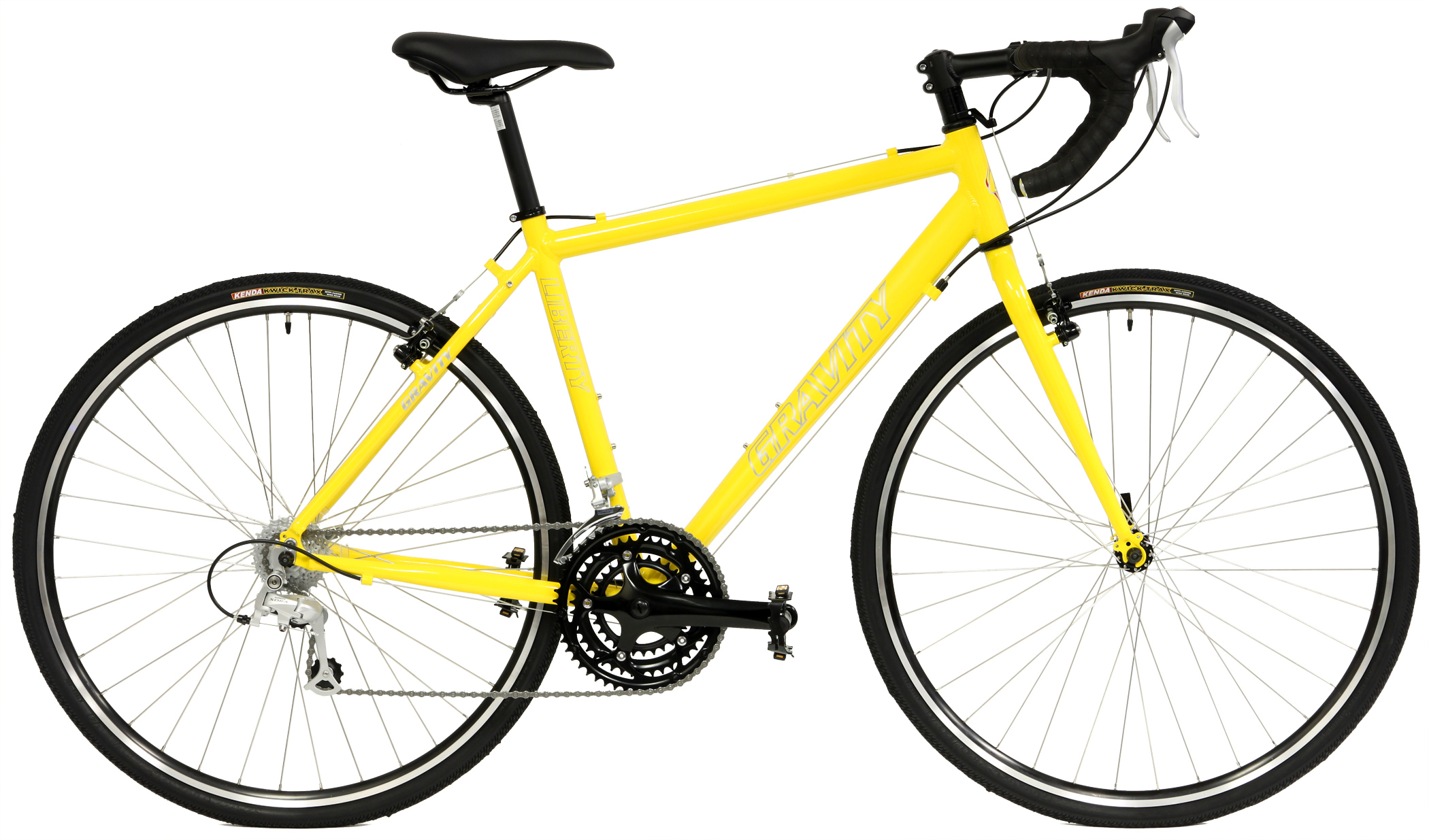 LIBERTY CX - 24sp SHIMANO ALUMINUM CYCLOCROSS  BIKE