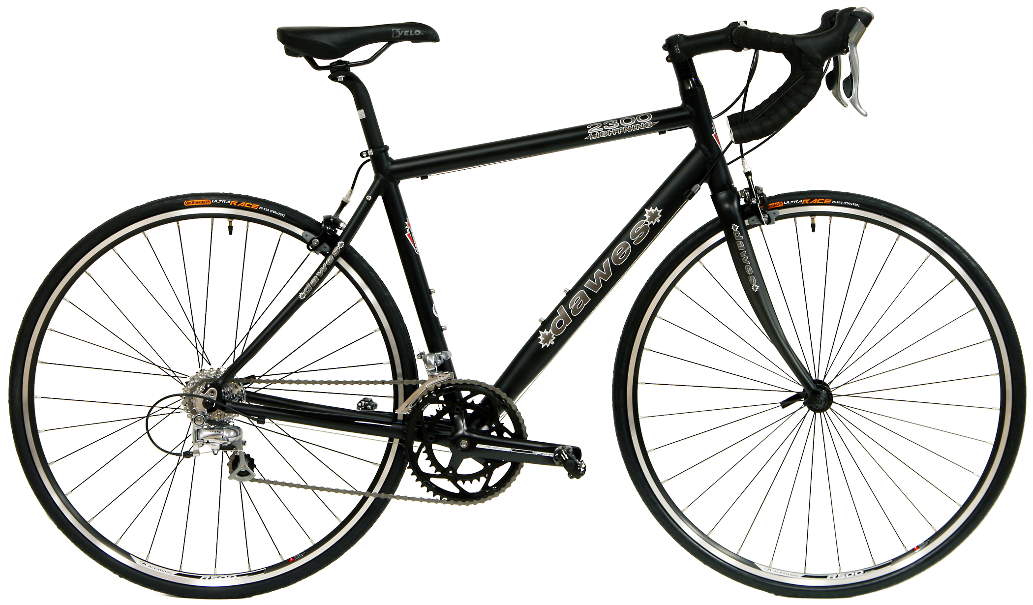 X Sold Out Dawes Lightning 2300 Advanced Bicycle Lightings