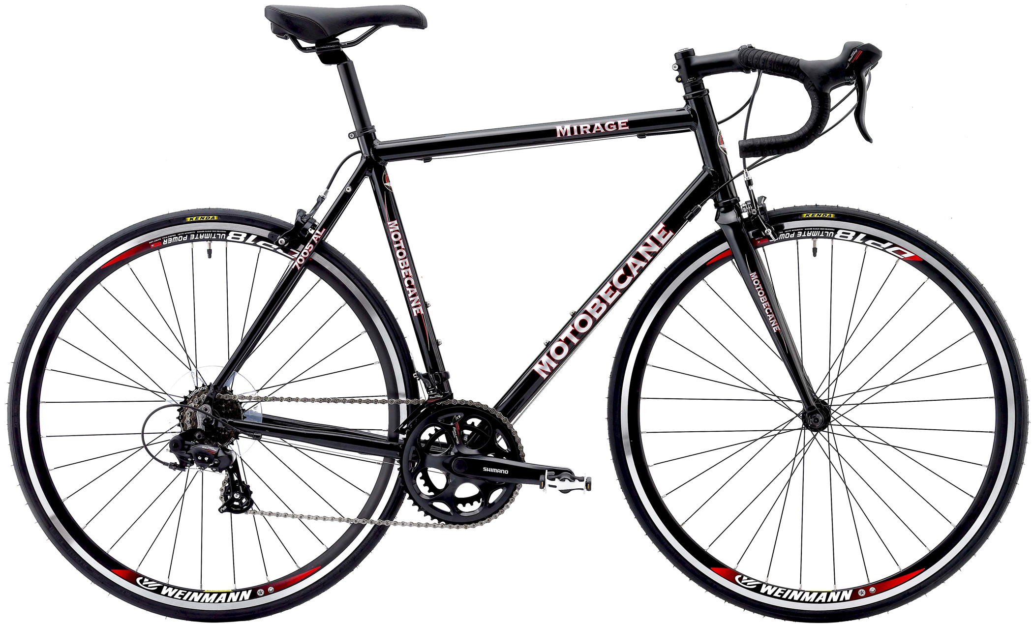 MIRAGE S     - ALUMINUM ROAD BIKE 14sp w/ CARBON & STI