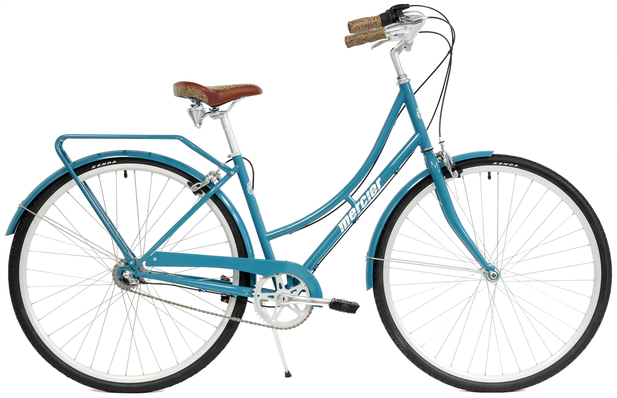 ELLE CITY   - LADIES 3sp COMFORT UTILITY BIKE