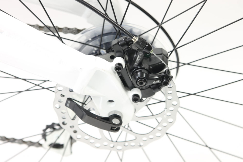 MOUNT ELLE ELITE - WOMEN'S FULL SUSPENSION & HYDRAULIC DISC BRAKES