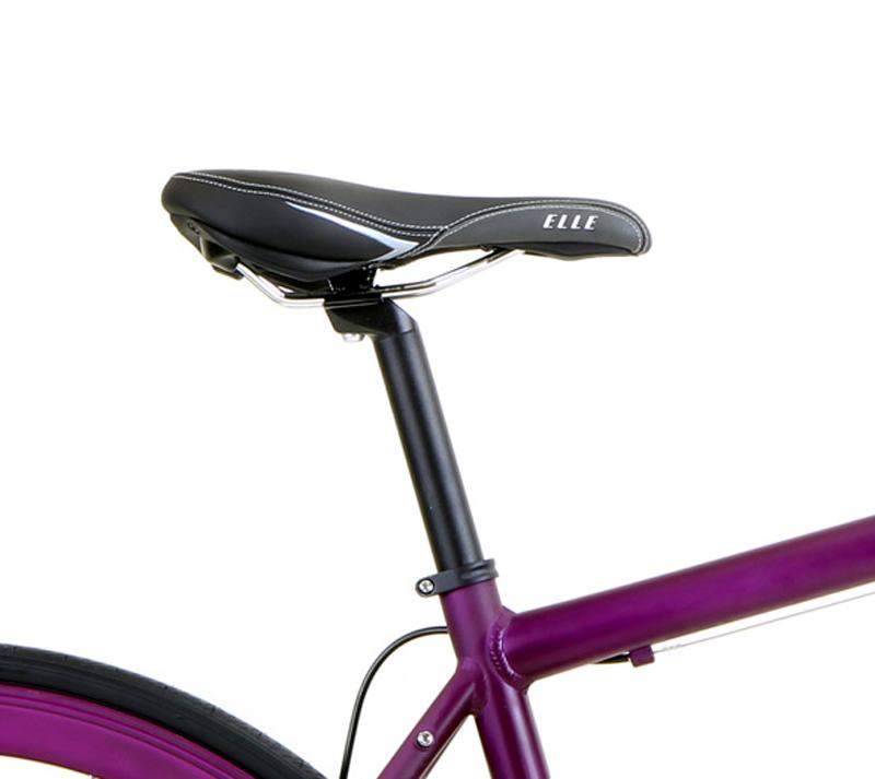 ELLE DISC ELITE - WOMEN'S 21sp SHIMANO ROAD BIKE w/ DISC BRAKES