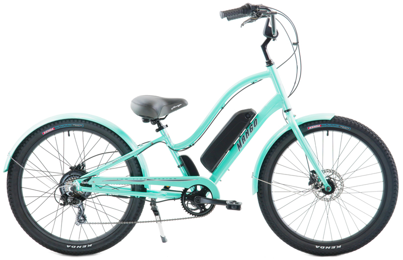 SUPERBIRD eBIKE - eCRUISER w/ 7 SPEEDS