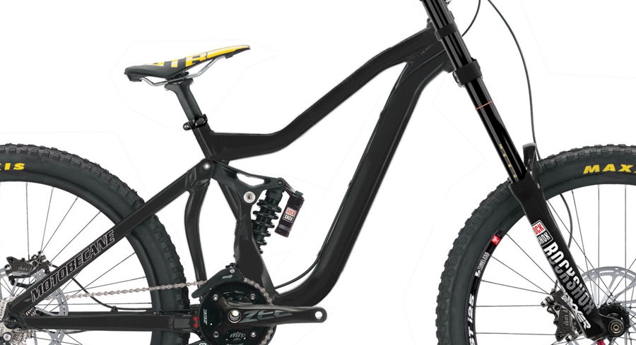 2Hundred10 - SHIMANO DOWNHILL BIKE w/ MASSIVE CLEARANCE