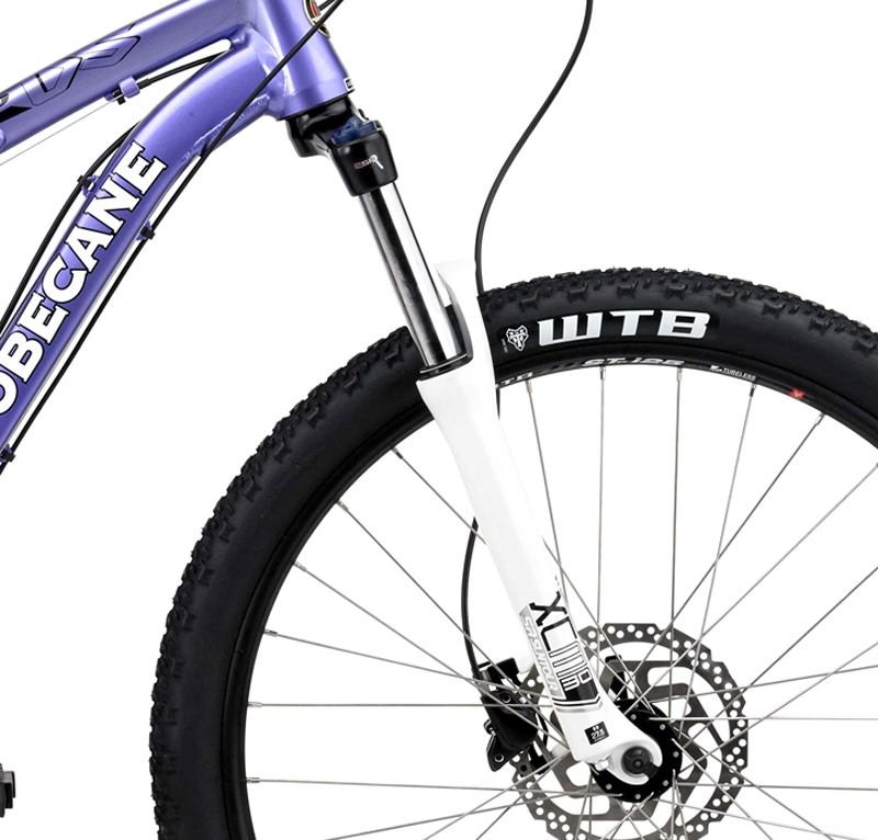 ALPS DS - WOMEN'S FULL SUSPENSION w/ HYDRAULIC DISC BRAKES