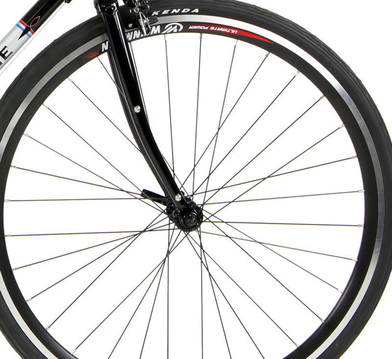 CAFE 11      - CHROMOLY 1x11 FLAT BAR ROAD BIKE