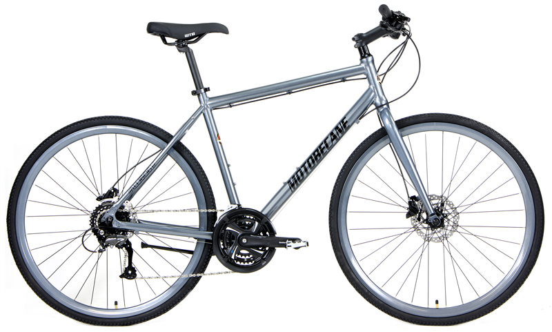 CAFE DISC ELITE - LIGHTWEIGHT HYBRID w/ HYDRAULIC DISC BRAKES