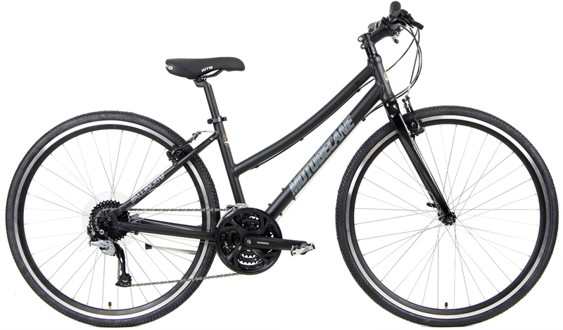 CAFE EXPERT - ALUMINUM HYBRID w/ CARBON FORK in MENS or WOMENS