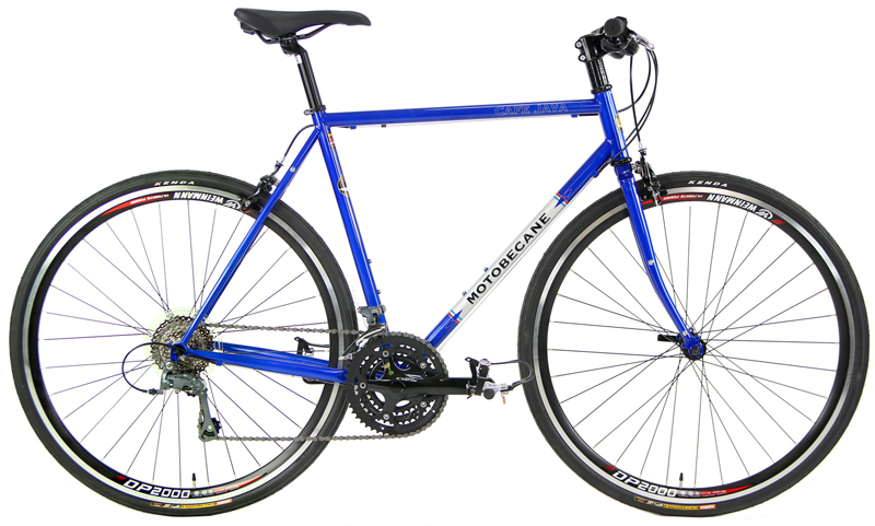 CAFE JAVA      - CHROMOLY 24sp FLAT BAR ROAD BIKE