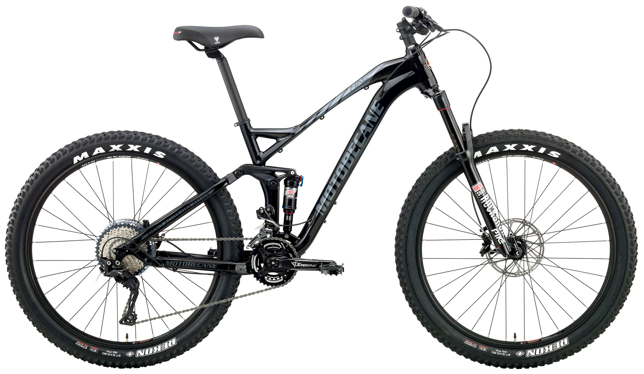 HAL BOOST COMP 27.5 PLUS - BOOST™ SPACING W/ SHIMANO & ROCKSHOX