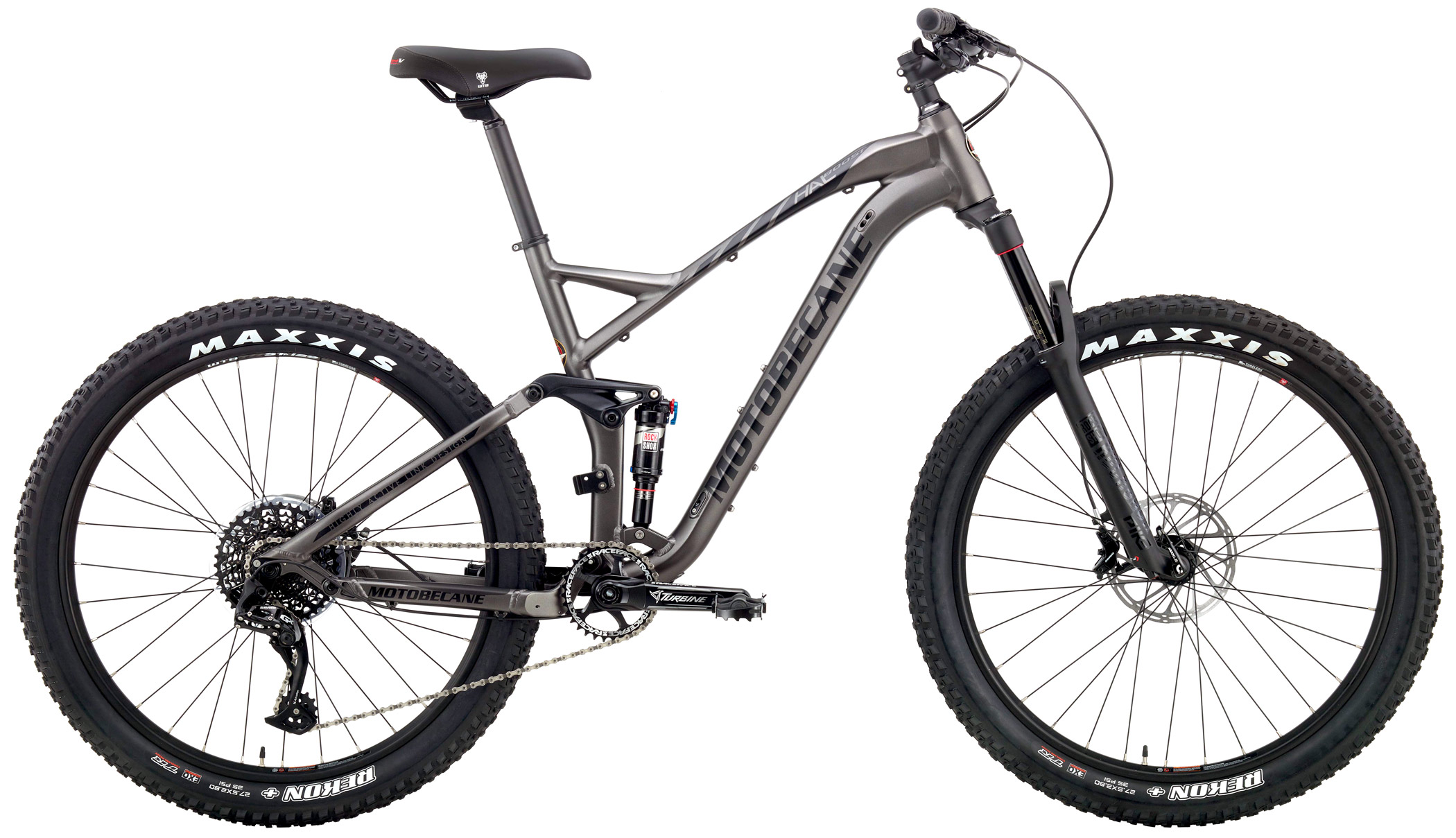 HAL BOOST ELITE 27.5 PLUS - BOOST™ SPACING W/ SRAM & ROCKSHOX