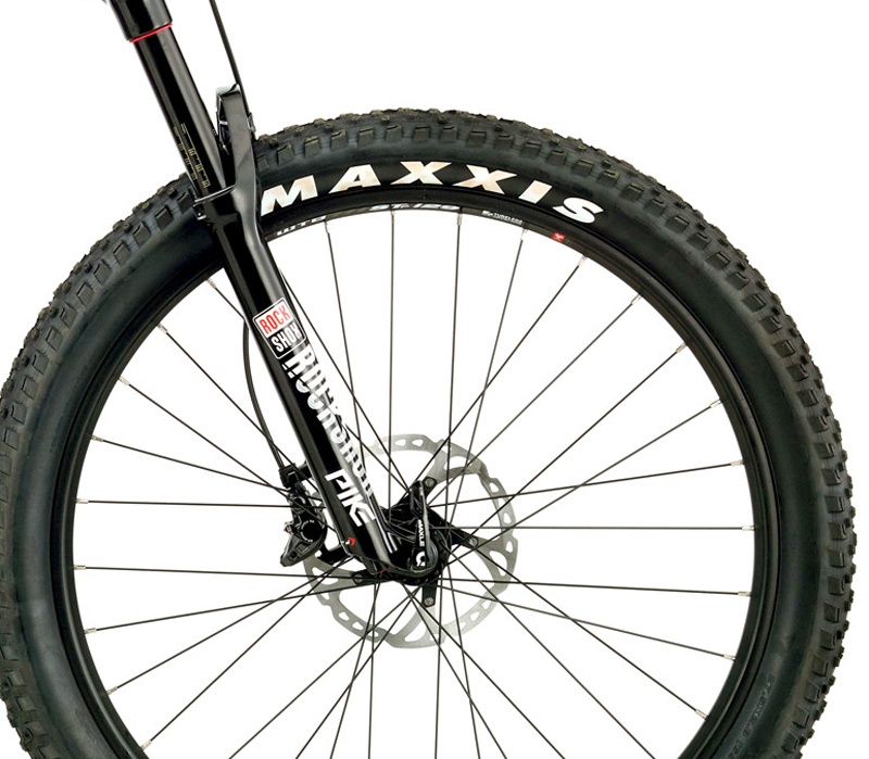 HAL BOOST PRO 27.5 PLUS - BOOST™ SPACING W/ SHIMANO DEORE XT & ROCKSHOX