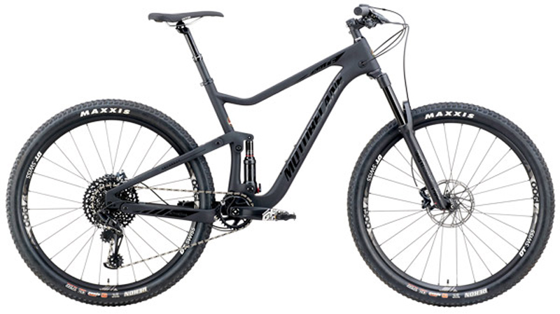 HAL CF BOOST 29er   - SRAM EAGLE SHIFT 1x12 w/ ROCKSHOX