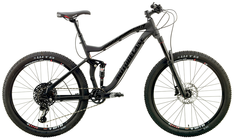 HAL6 EAGLE Ltd - DUAL SUSPENSION w/ 27.5 (650b) WHEELS & SRAM