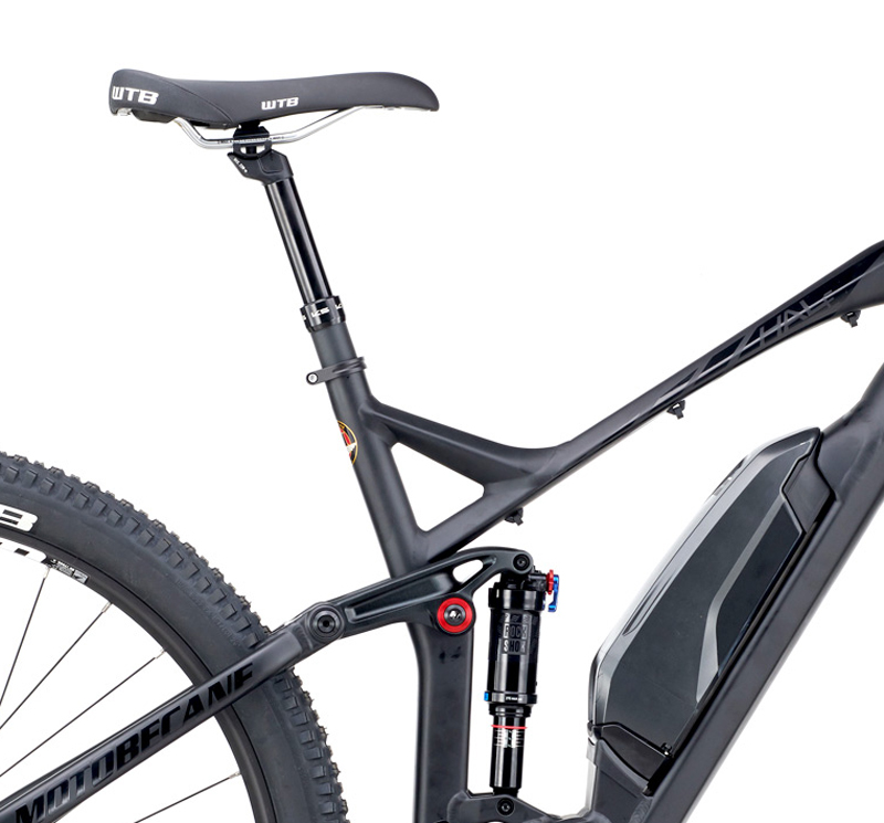 HAL e29 - DUAL SUSPENSION eBIKE