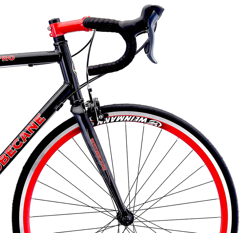 MIRAGE PRO - ALUMINUM ROAD BIKE 24sp w/ CARBON & STI