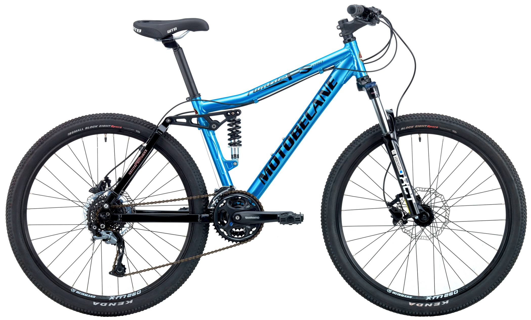NIMBLE FS PRO - WOMANS DUAL SUSPENSION w/ DISC BRAKES & SHIMANO