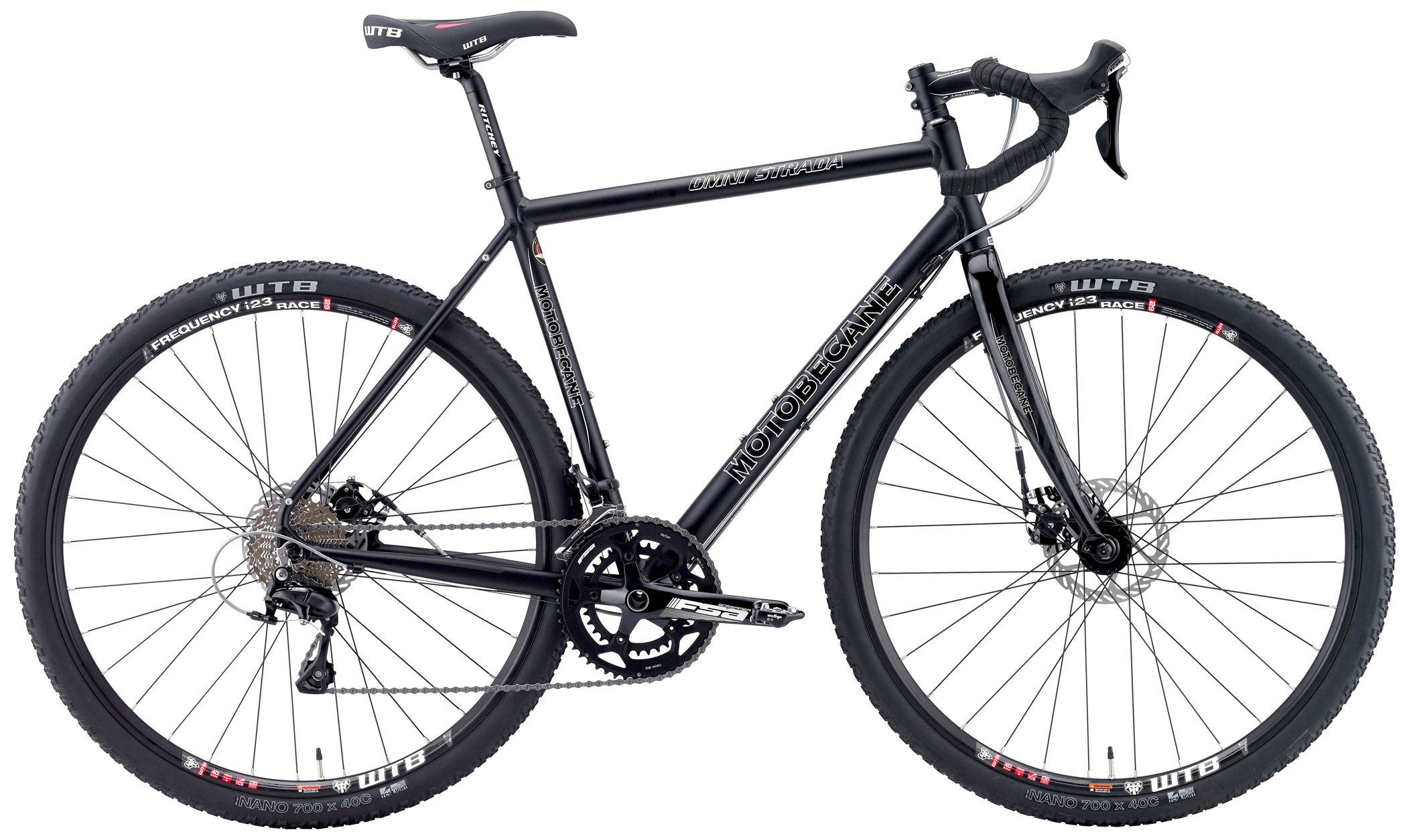 OMNI STRADA COMP - LIGHTWEIGHT ALUMINUM GRAVEL BIKE