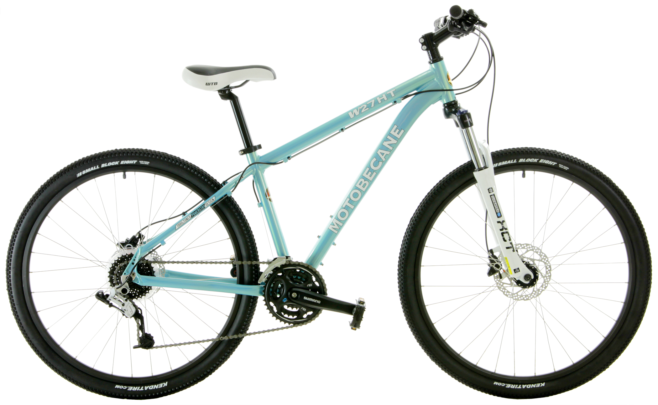 W27HT COMP - WOMEN'S ALUMINUM SHIMANO ATB w/ DISC BRAKES