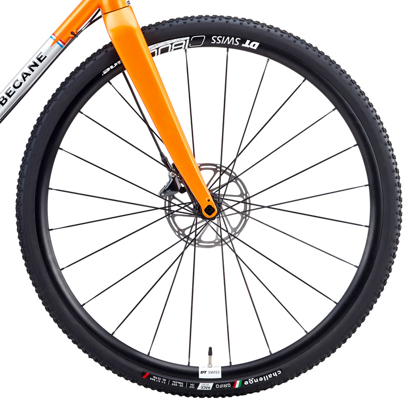 WHIPSHOT 853 FORCE - REYNOLDS 853 CYCLOCROSS FRAME w/ SRAM FORCE