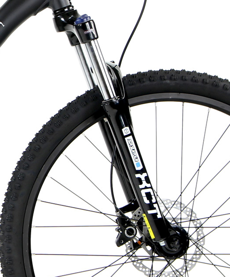 TRAIL FS COMP - ALUMINUM FULL SUSPENSION w/ HYDRAULIC DISC BRAKES