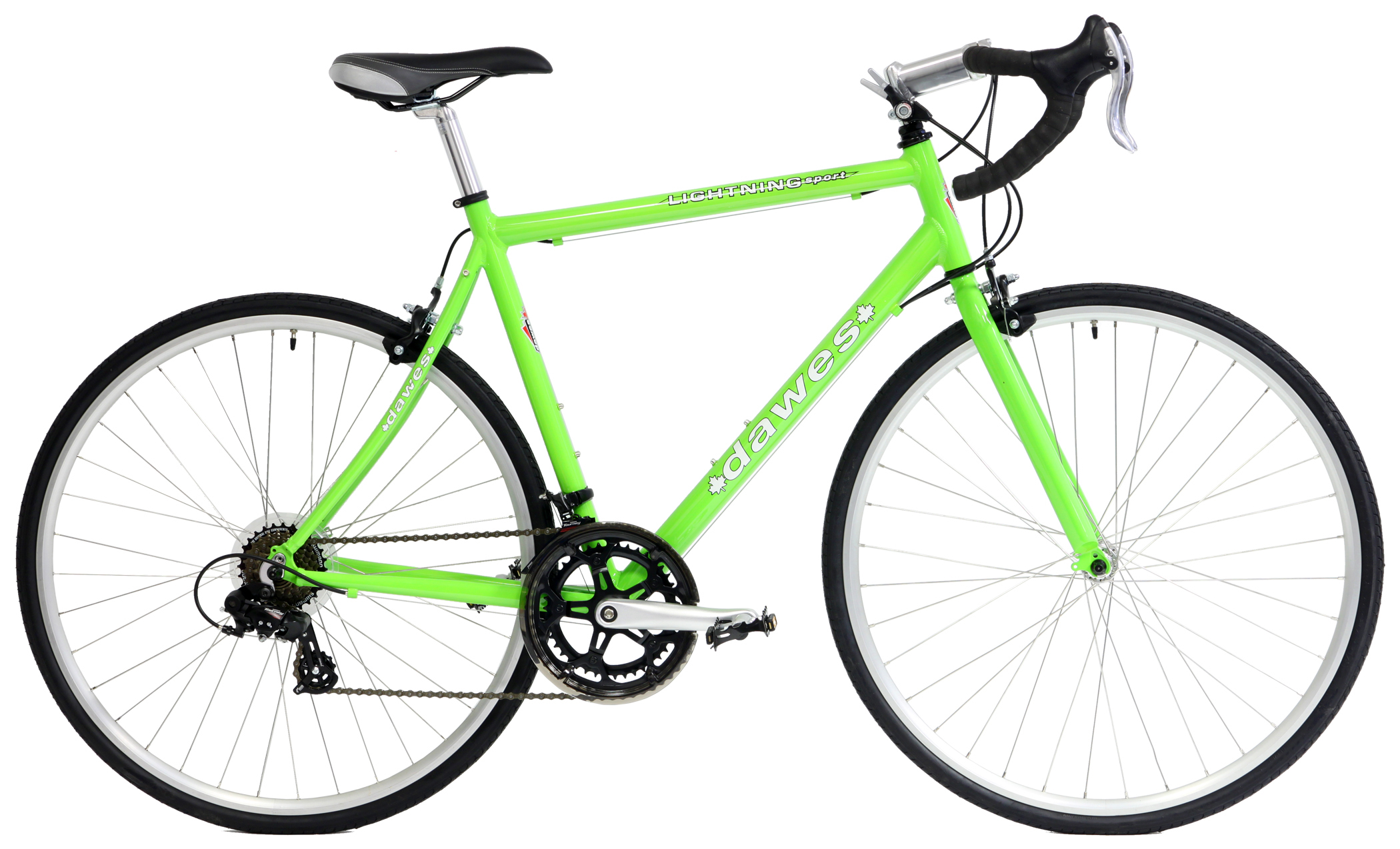 LIGHTNING SPORT   - SHIMANO 14sp ALUMINUM ROAD BIKE