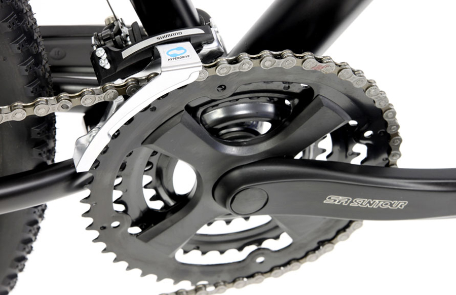 ELITE TRAIL - SHIMANO 24sp ALUMINUM ADVENTURE BIKE