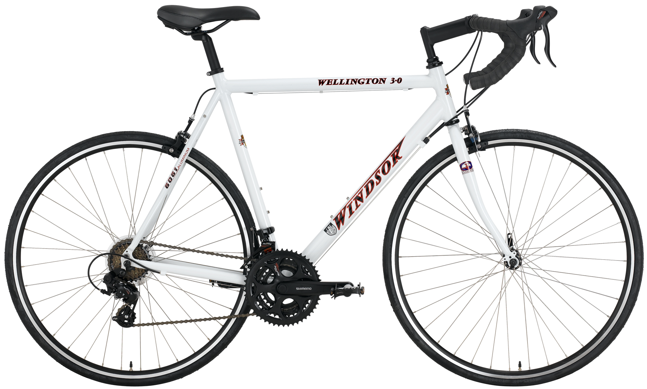 WELLINGTON 3.0   - ALUMINUM ROAD BIKE w/ SHIMANO STI