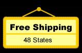 Free Shipping 48 States